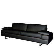 Lindo Leather Sofa (Set of 2)