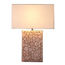 """22"""" H Table Lamp with Rectangular Shade"""