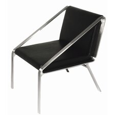 <strong>Bellini Modern Living</strong> Owen Leather Arm Chair