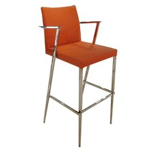 "Kingston 25"" Bar Stool with Cushion"