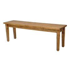 Sedona Wood Kitchen Bench
