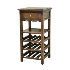 Shenandoah 12 Bottle Wine Rack