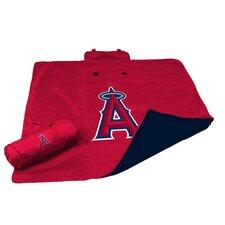 MLB Los Angeles Angels All Weather Fleece Blanket