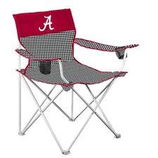 Alabama Houndstooth Big Boy Chair