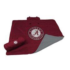 NCAA All Weather Fleece Blanket