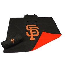 MLB San Francisco Giants All Weather Fleece Blanket