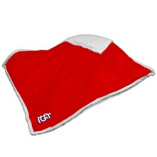 MLB St Louis Cardinals Sherpa Polyester Throw