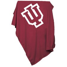 NCAA Sweatshirt Blanket
