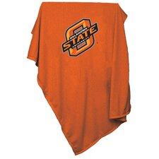 NCAA Sweatshirt Blanket