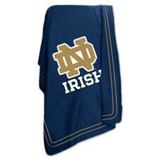 <strong>Logo Chairs</strong> NCAA Classic Fleece Throw