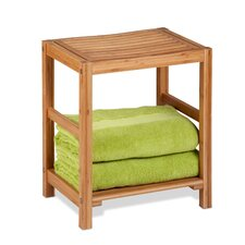 Bamboo Spa Bench