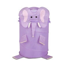 Large Kids Elephant Pop-Up Hamper