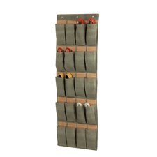 24 Pocket Over the Door Organizer