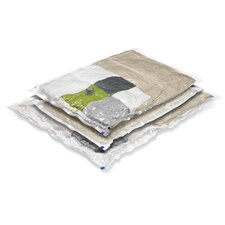 Three Pack Vacuum Pack Super Storage Combo Storage Bag