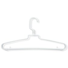 <strong>Honey Can Do</strong> 72 Pack Hotel Style Hanger in White