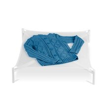 <strong>Honey Can Do</strong> Folding Sweater Dryer in White Mesh