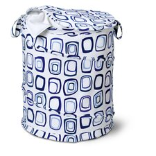 Large Patterned Pop Open Hamper
