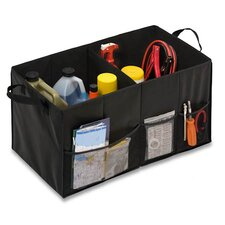 <strong>Honey Can Do</strong> Folding Trunk Organizer in Black