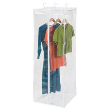 Hanging Jumbo Storage Closet Garment Cover (Set of 2)