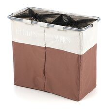Dual Compartment Hamper
