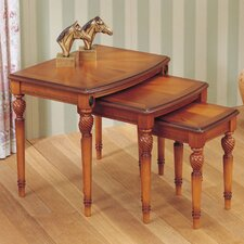 Seville 3 Piece Nest of Tables