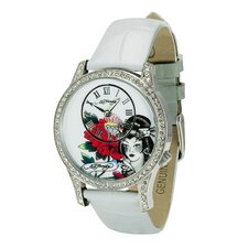Women's Elizabeth Watch in White