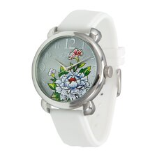 Women's Fountain Watch in White