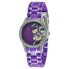 Women's Jasmine Watch in Purple