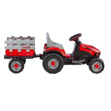 Case IH Lil Tractor and Trailer