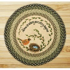 Robins Nest Patch Rug