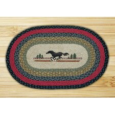 Horse Patch Rug