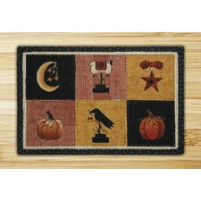 Autumn Patch Novelty Rug