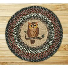 Owl Novelty Rug