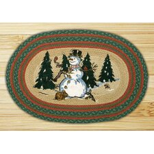 Winter Wonderland Novelty Rug