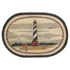 <strong>Earth Rugs</strong> Cape Hatteras Novelty Rug