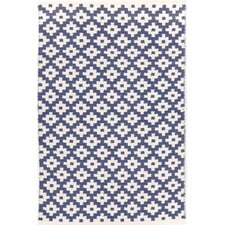 Samode Denim Ivory Indoor/Outdoor Rug