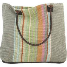 Stone Soup Woven Cotton Tote Bag