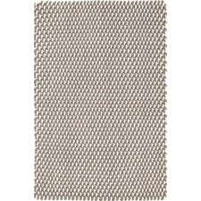 <strong>Dash and Albert Rugs</strong> Two Tone Rope Rug in Fieldstone Ivory