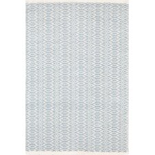 Fair Isle Swedish Blue / Ivory Rug