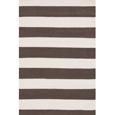 <strong>Dash and Albert Rugs</strong> ICatamaran Indoor/Outdoor Striped Rug