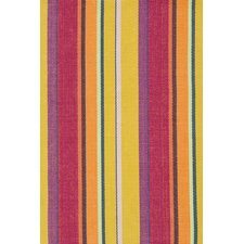 <strong>Dash and Albert Rugs</strong> Woven Cotton Mums Striped Rug