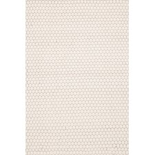 <strong>Dash and Albert Rugs</strong> Indoor/Outdoor Ivory Rope Rug
