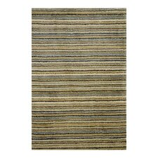 <strong>Dash and Albert Rugs</strong> Tufted Brindle Mountain Stripe Rug