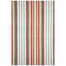 <strong>Dash and Albert Rugs</strong> Woven Ranch Stripe Rug