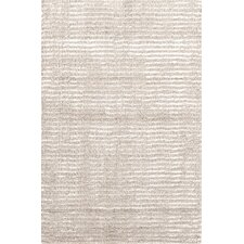 <strong>Dash and Albert Rugs</strong> Cut Stripe Ivory Rug