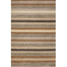 <strong>Dash and Albert Rugs</strong> Tin Ladder Stripe Rug