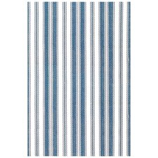Royal Woven Lighthouse Denim & White Indoor/Outdoor Area Rug