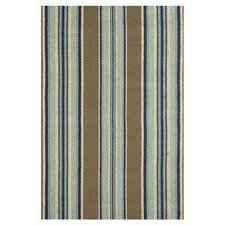 <strong>Dash and Albert Rugs</strong> Woven Heron Stripe Rug