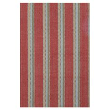 Woven Dawson Red Area Rug