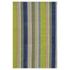 Pueblo Woven Marina Stripe Indoor/Outdoor Rug